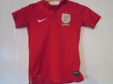 Soccer Jersey 2013-2014 Angleterre Football Shirt Taille 8-10 ans/43271