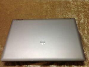 "HP ProBook 6540b 15.6"" i3-330M@2.13GHz 4GBRAM 500GBHDD webcam Win10 charger"