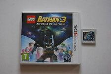 LEGO BATMAN 3 AU DELA DE GOTHAM  - NINTENDO 3DS