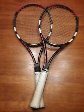 Babolat Pure Storm Tour 98 head (×2) 4 3/8 grip Tennis Racquet Free Shipping!!