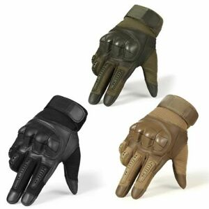 Motorcycle Gloves Touchscreen Motocross Pit Biker Protective Gear Racing Riding