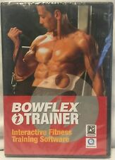 Bowflex Trainer Interactive training software Windows Only-uses Quicktime