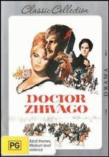 DOCTOR ZHIVAGO (Omar SHARIF Julie CHRISTIE) Dr Classic Romance DVD NEW Region 4