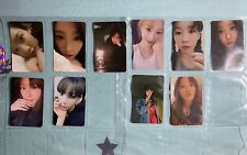 TAEYEON (SNSD Girls' Generation) MY VOICE Official Photocard Full Set Of 10