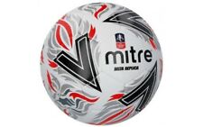 9.50    NEW Mitre  FA CUP BALL   Football - Size 5  NEW for 2019