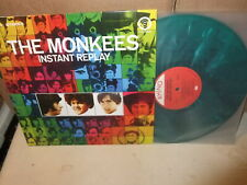 Monkees Instant Replay New Green Colored Vinyl Reissue LP Opened Never Played