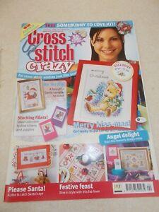 CROSS STITCH CRAZY magazine - issue 92