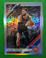 BLAKE GRIFFIN - 2019-20 Optic Silver Prizm Detroit Pistons [B6087]