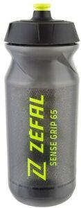 Zefal M65 Sense Water Bottle 22oz BPA Free Black/Yellow