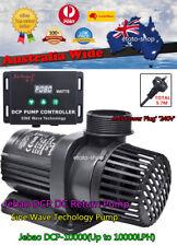 Jebao DCP-10000 Marine Aquarium DC Return Circulation Water Pump & Controller