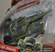 Transformers Deluxe Class Decepticon Brawl Factory Sealed Modified Abrams Tank