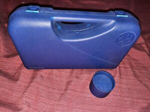 Used Facory Beretta 92Fs Case with Parts Cup