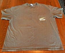Men's T-Shirt XXL SIERRA KILLER CABO SAN LUCAS STEPHEN JANSEN Gray Color VGC