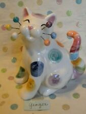 Pastel  'Ginger' WhimsiClay, purr-fect for Summer! Also helps animals