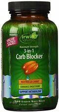 Carbohydrate Blocker Supplement, Diet Health Weight Loss Appetite Pasta Bread