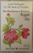 Caribbean's Greatest Reggae Hits V3: Lord Wellington/Birds of Paradise Cassette