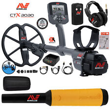Minelab Ctx 3030 Ultimate Waterproof Metal Detector with Pro Find 15 Pinpointer