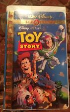Toy Story Gold Collection VHS