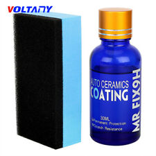 30ML 9HSuper Hydrophobic Glass Coating Car Liquid Ceramic Coat Auto Paint Care E