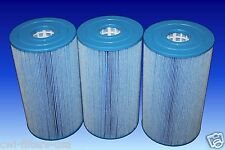 Closeout 3 Pack Spa Filter Fits: C-6430 C-6430Ra Pwk-30-M Antimicrobial Microban
