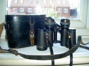 Pair of Zeiss Cased Deltrintem 8x30 Binoculars