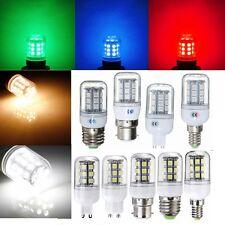 Red/Green/Blue E27/E14/G9/B22 5050 27SMD LED Light Corn Bulb Lamp 110/220V