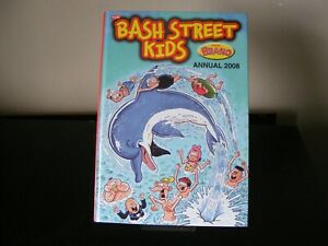 THE BASH STREET KIDS from BEANO BOOK ANNUAL 2008 UNCLIPPED