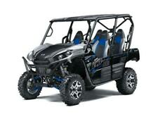 NEW 2020 KAWASAKI TERYX 4 LE 800 EPS ATOMIC SILVER BLOWOUT SALE! 3 YEAR WARRANTY
