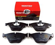 BRAND NEW MINTEX FRONT BRAKE PADS SET MDB3106 (REAL IMAGES OF THE BRAKE PADS)