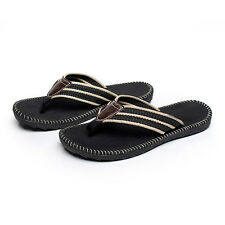 c9c2944052ae50 Striped Sandals   Flip Flops for Men 12 US Shoe Size (Men s)