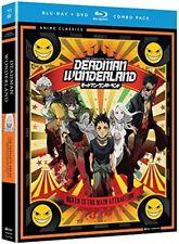 Deadman Wonderland Complete Series Classic (Bluray/DVD Combo)