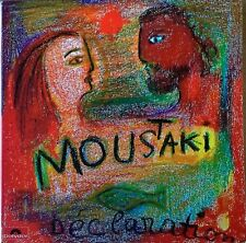 MOUSTAKI - DECLARATION - POLYDOR LP - FRENCH PRESSING - GATEGFOLD COVER