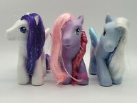 My Little Pony MLP Pegasus G3 Cloud Climber, Royal Rose, Silver Glow