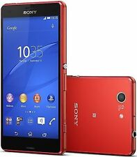 SONY Xperia Z3 Compact D5803 16GB Unlocked-Orange Case