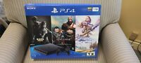 BOX ONLY Sony PlayStation 4 1TB PS4 Console Bundle inner box included