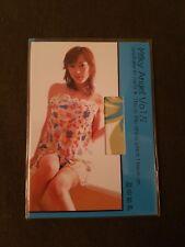 MILKY ANGEL JAPAN SEXY IDOL WORN COSTUME SWATCH PIECEWORKS TRADING CARD