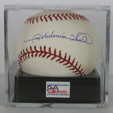 GARY SHEFFIELD Full Name Autographed Signed Baseball - PSA Certified 9.5