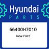 66400H7010 Hyundai 66400h7010 66400H7010, New Genuine OEM Part