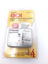 Promaster XtraPower Go! 4 Battery Charger & Power Supply