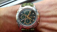 Citizen Vintage Collection 6850-G81899 K CHRONOGRAPH ALARM Montre Rare Horloge