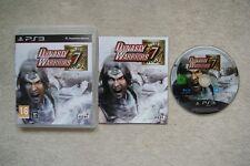 Dynasty Warriors 7 GIOCO PS3 - 1st Class spedizione gratuita nel Regno Unito