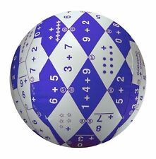 """Clever Catch Addition Ball American Educational Vinyl 24"""" Diameter"""