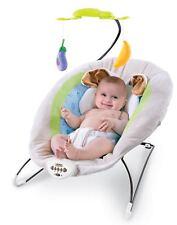 Babywiege Babywippe Vibration Melodie Musik elektrische Liege + Spielbogen