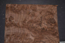 Quilted Maple Raw Wood Veneer Sheet 6.5 x 35 inches 1//42nd thick         7652-5