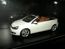 1:43 Schuco VW Golf VI Cabrio weiss/white in OVP