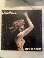 Goldfrapp - Supernature - Vinyl LP -  RARE 2005 limited gatefold first pressing