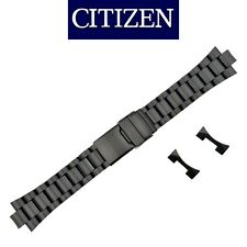 CITIZEN Watch Band B877-S015707 CA0295-58E BJ7005-59E Ion Plated Stainless Steel