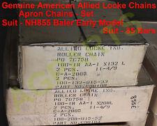 APRON CHAIN SET TO SUIT NEW HOLLAND BALER - 855E