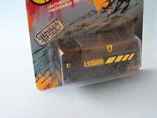 Matchbox Commando Volvo Tilt Truck Black Military Army in BP