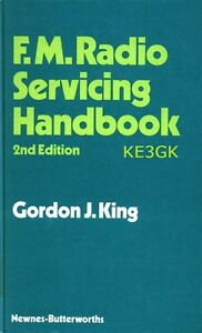 FM Radio Servicing Handbook * PDF * CDROM * KE3GK